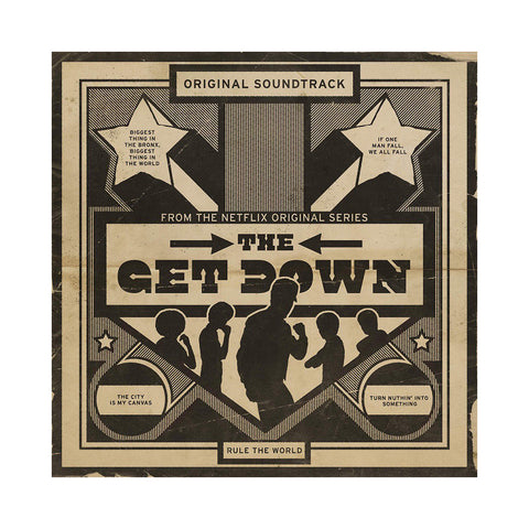 "[""Various Artists - 'The Get Down (Original Soundtrack From The Netflix Original Series)' [CD [2CD]]""]"