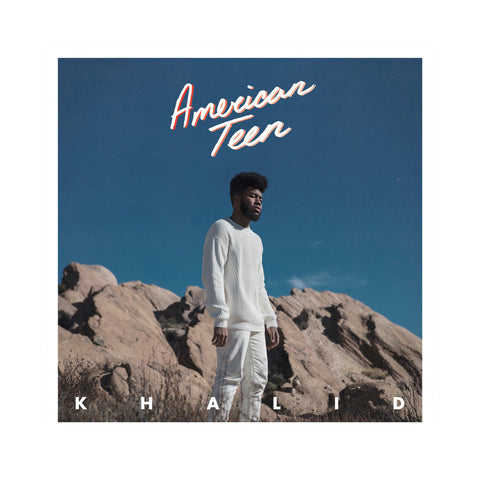 Khalid - 'American Teen' [CD]