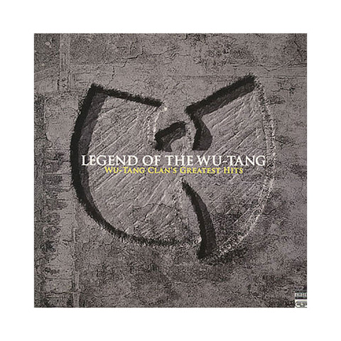 "[""Wu-Tang Clan - 'Legend Of The Wu-Tang Clan: Wu-Tang Clan's Greatest Hits' [(Black) Vinyl [2LP]]""]"