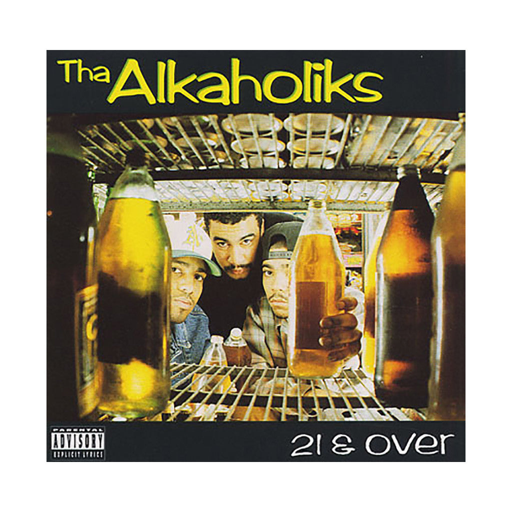 <!--119930406000917-->Tha Alkaholiks - '21 & Over' [CD]