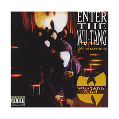 <!--119931109011376-->Wu-Tang Clan - 'Enter The Wu-Tang (36 Chambers)' [CD]