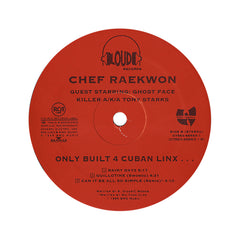 <!--119950801015239-->Raekwon - 'Only Built 4 Cuban Linx...' [(Black) Vinyl [2LP]]