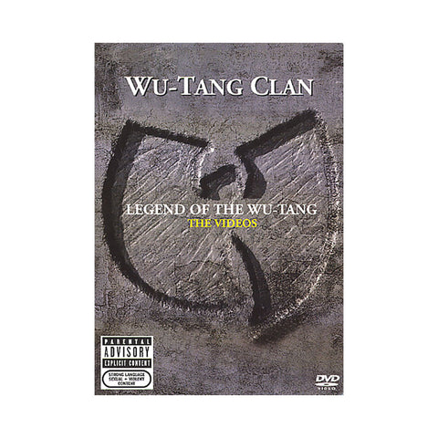"[""Wu-Tang Clan - 'Legend Of The Wu-Tang Clan: The Videos' [DVD]""]"