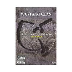 <!--2006071132-->Wu-Tang Clan - 'Legend Of The Wu-Tang Clan: The Videos' [DVD]