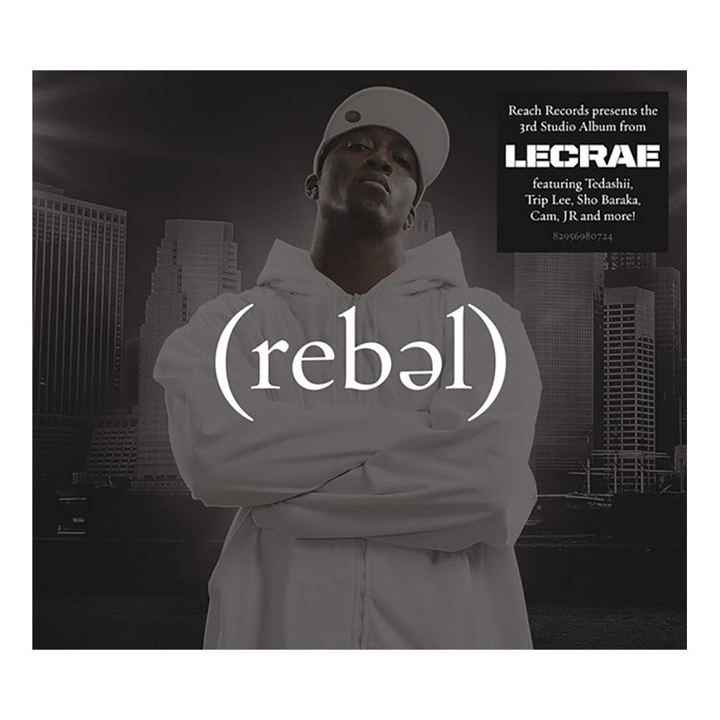 <!--120080827002500-->Lecrae - 'Rebel' [CD]