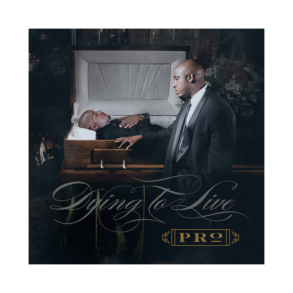 PRo - 'Dying to Live' [CD]