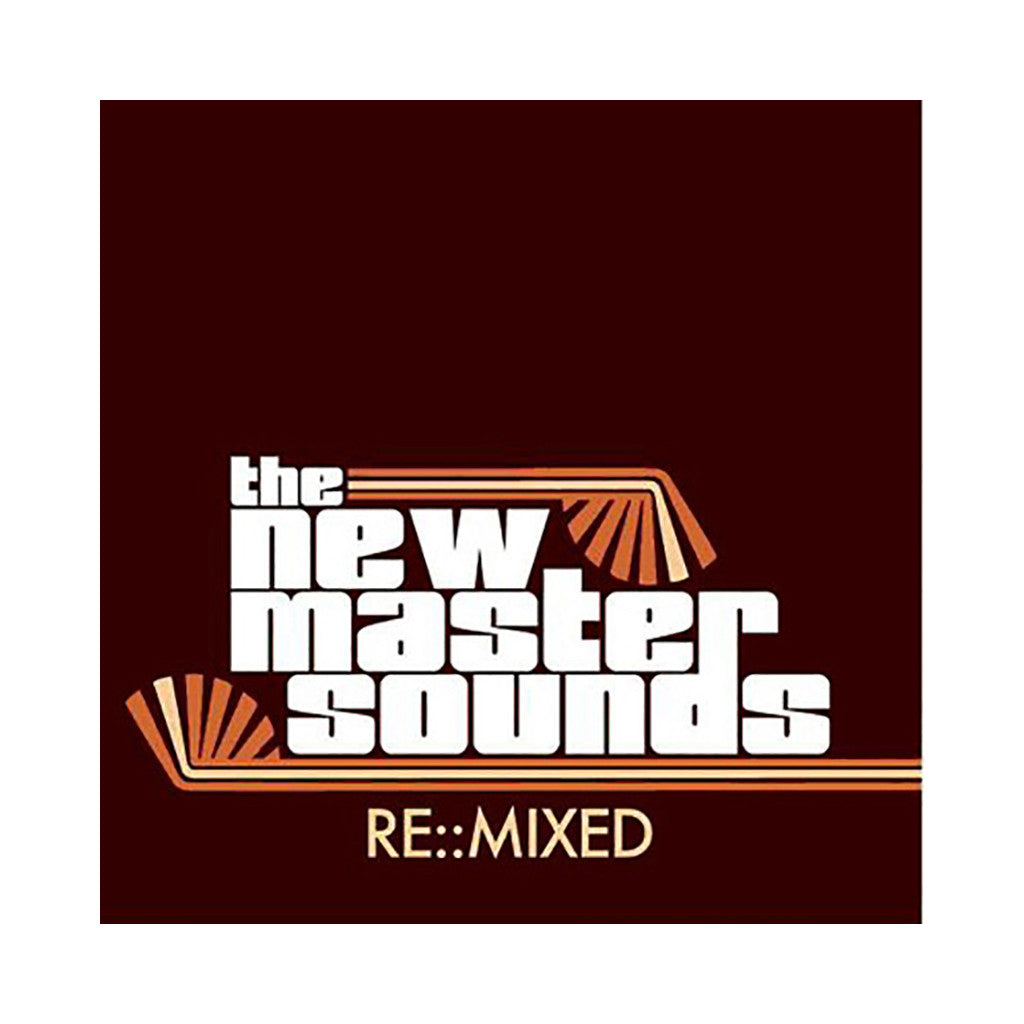 <!--020071023000767-->The New Mastersounds - 'Re: Mixed' [(Black) Vinyl LP]