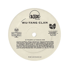 "Wu-Tang Clan - 'Triumph' [(Black) 12"" Vinyl Single]"