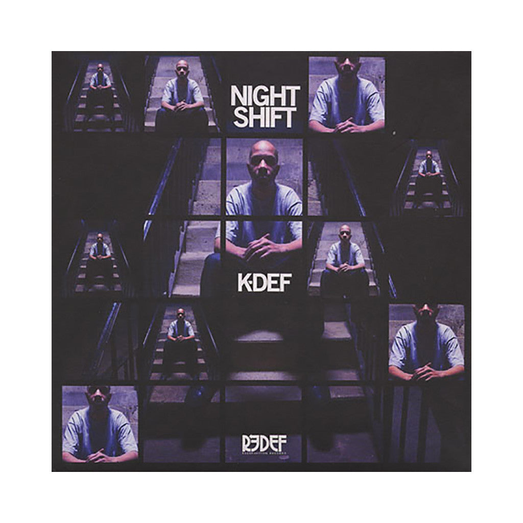 <!--020111213038642-->K-Def - 'Night Shift' [CD]