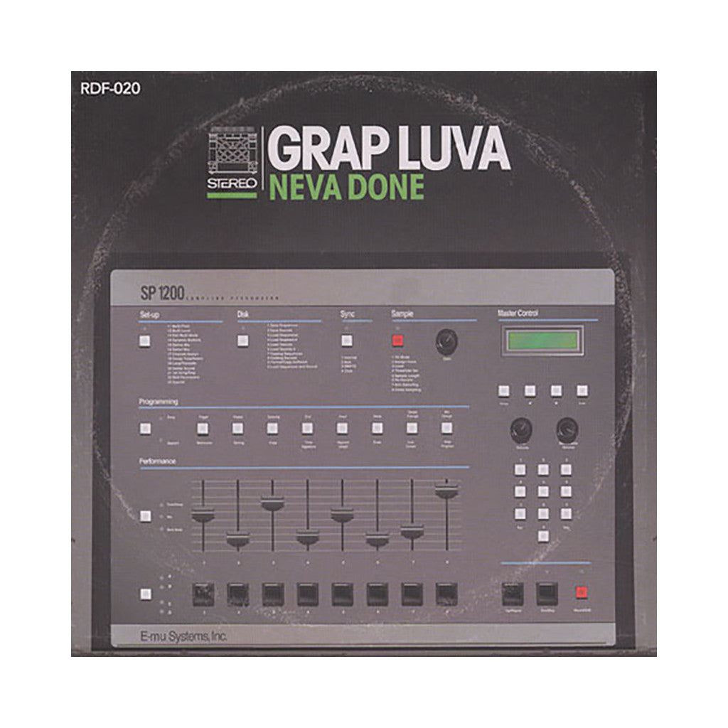 <!--020111122037792-->Grap Luva - 'Neva Done EP' [CD]