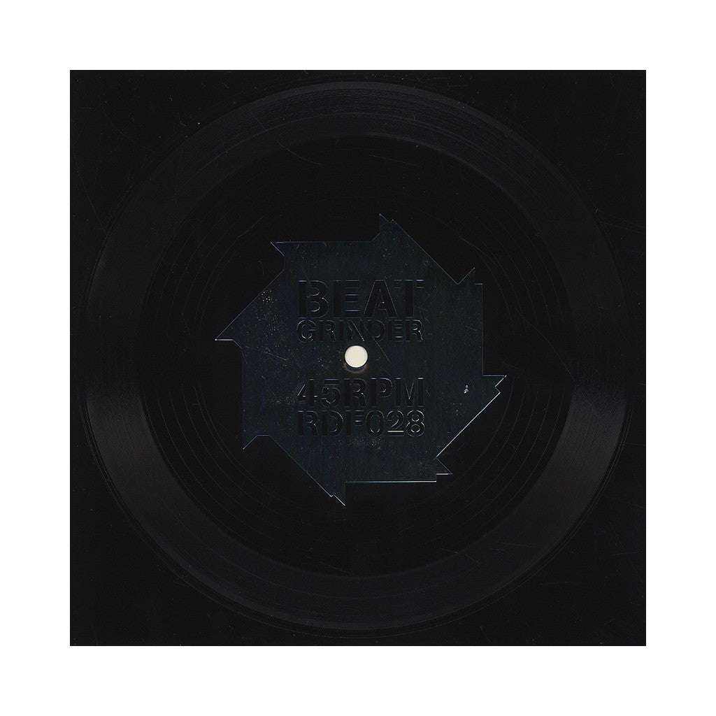 "Damu The Fudgemunk - 'Beat Grinder' [(Black) 7"" Vinyl Single]"