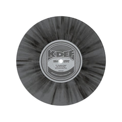 "<!--2012103008-->K-Def - 'Sneak Shot EP' [(Gray & Black Splatter) 7"" Vinyl Single]"
