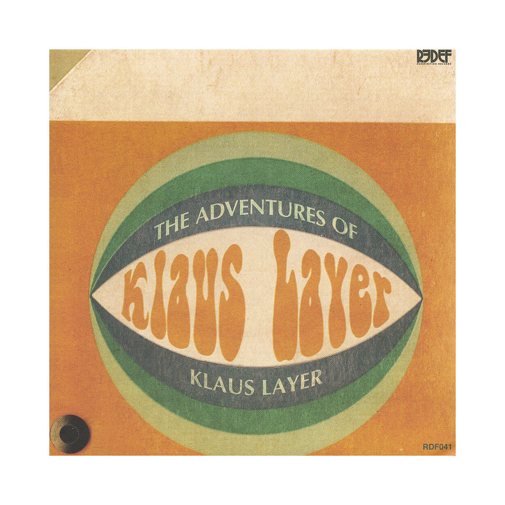 <!--120130903058737-->Klaus Layer - 'The Adventures Of Captain Crook' [CD]