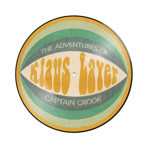 "[""Klaus Layer - 'The Adventures Of Captain Crook' [(Picture Disc) Vinyl LP]""]"