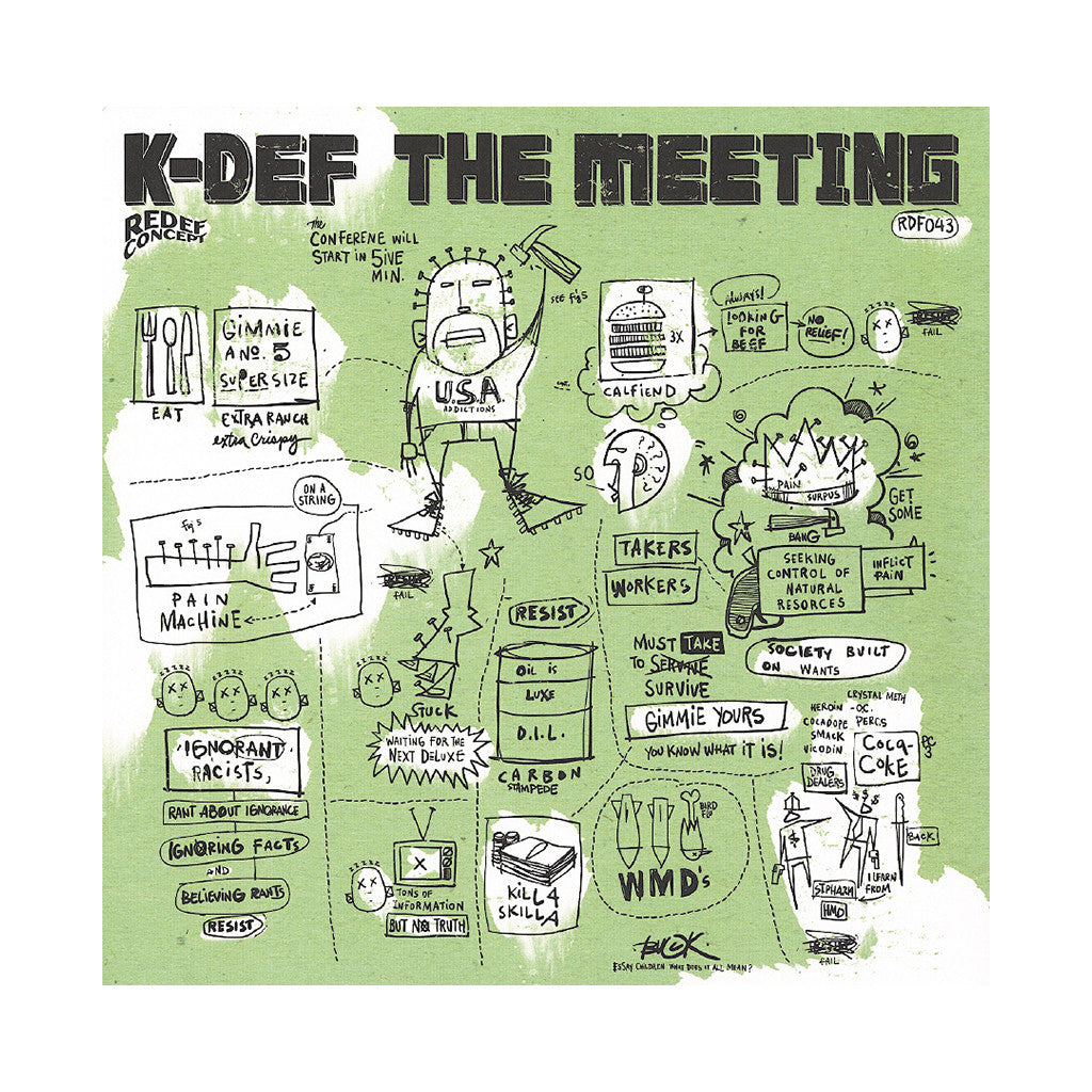 <!--2013090534-->K-Def - 'The Meeting (INSTRUMENTAL)' [Streaming Audio]