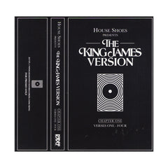 <!--020140429063160-->House Shoes Presents - 'The King James Version, Chapter 1: Verses 1-4' [(White) Cassette Tape]