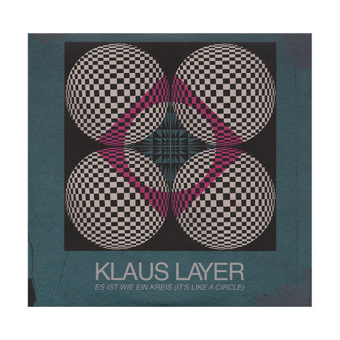 "[""Klaus Layer - 'Es Ist Wie Ein Kreis (It's Like A Circle) EP' [(Black) Vinyl [10\""]]""]"