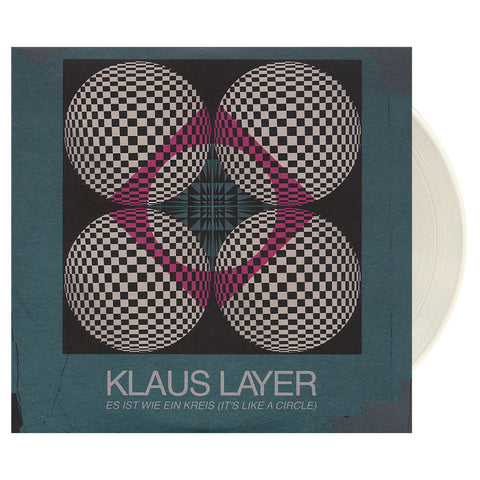 "[""Klaus Layer - 'Es Ist Wie Ein Kreis (It's Like A Circle) EP' [(Clear) Vinyl [10\""]]""]"