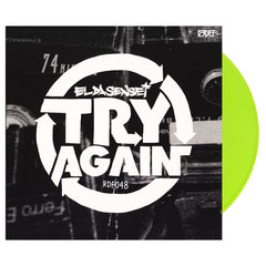 "<!--120140603063394-->El Da Sensei - 'Try Again EP' [(Neon Yellow) Vinyl [10""]]"