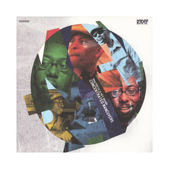 <!--2014082655-->Raw Poetic & Kev Brown - 'Concentrated Maneuvers' [(Black) Vinyl LP]