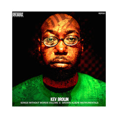 <!--120140708063015-->Kev Brown - 'Songs Without Words Vol. 3: Brown Album Instrumentals' [(Black) Vinyl LP]