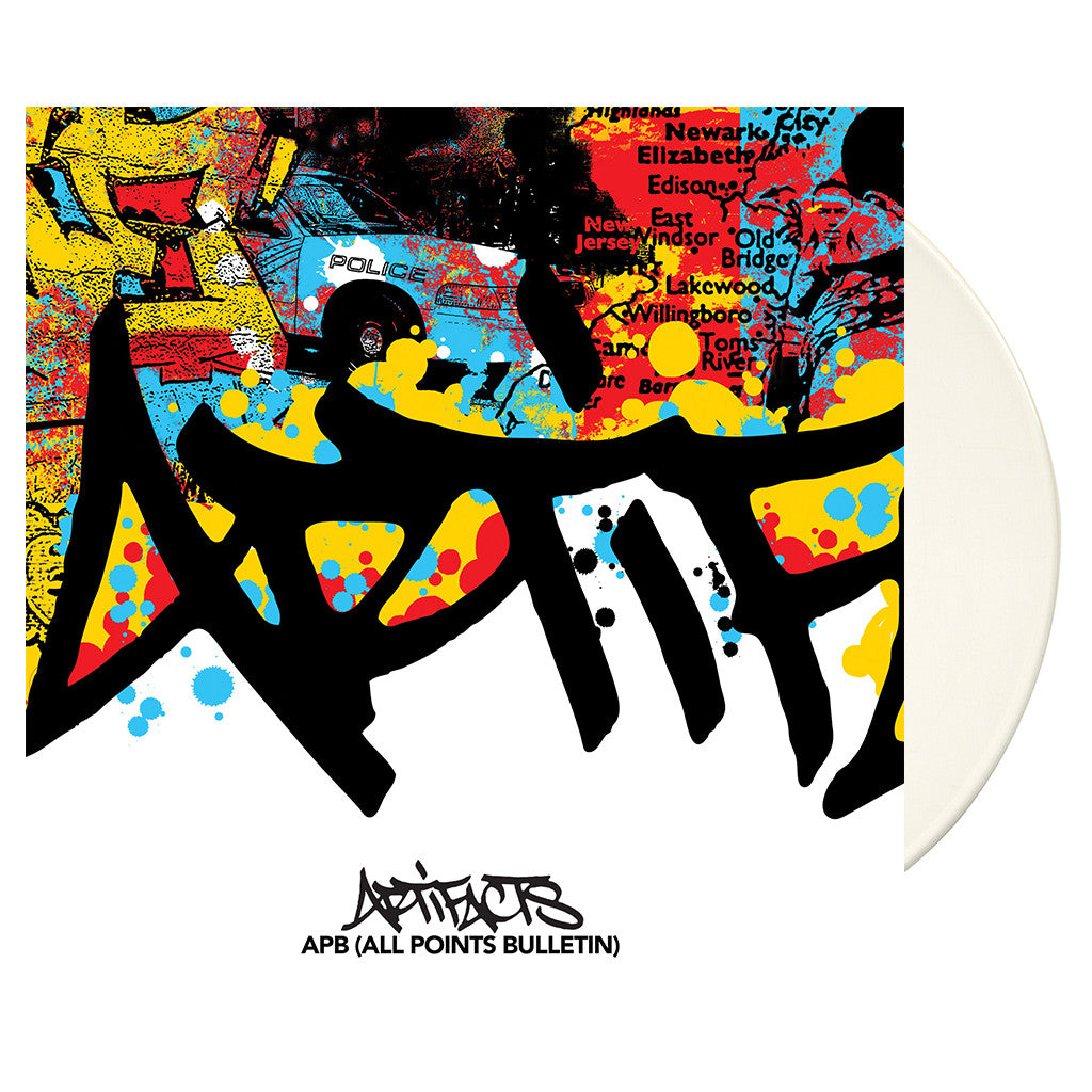 <!--2014092646-->Artifacts - 'APB (All Points Bulletin)' [Streaming Audio]