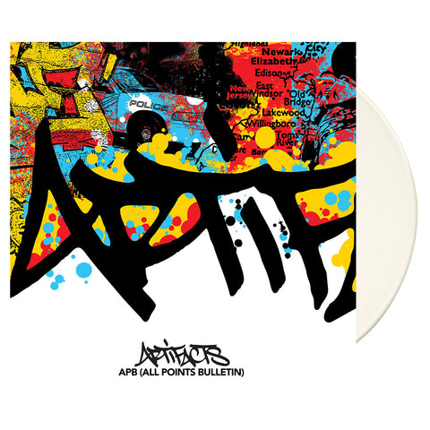 Artifacts - 'APB (All Points Bulletin) (Remix) (INSTRUMENTAL)' [Streaming Audio]
