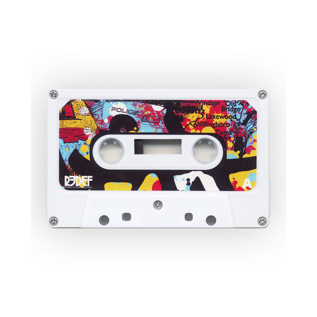 Artifacts - 'APB (All Points Bulletin)/ APB (All Points Bulletin) (Remix)' [(White) Cassette Tape]