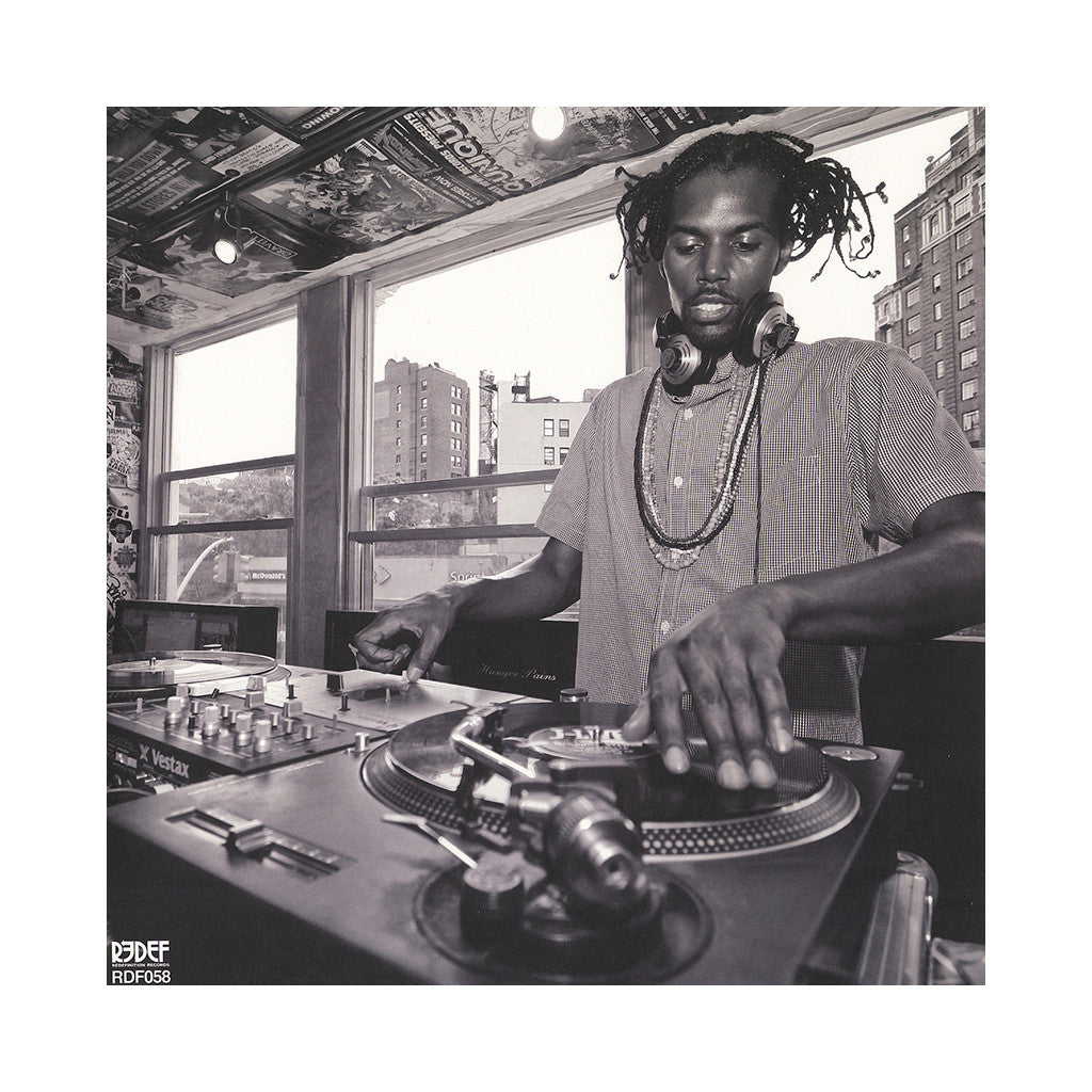 <!--2014070112-->Damu The Fudgemunk - 'Public Assembly' [(Brown) Vinyl LP]