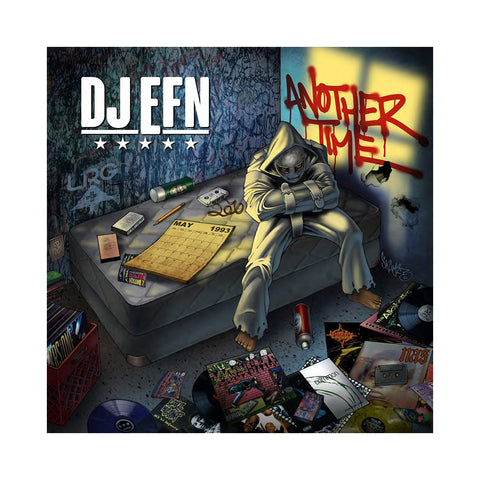 DJ EFN - 'Another Time' [CD]