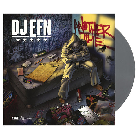 DJ EFN - 'Another Time' [(Silver) Vinyl [2LP]]