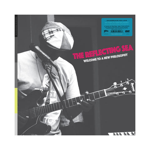 "[""Damu The Fudgemunk & Raw Poetic - 'The Reflecting Sea (Welcome to a New Philosophy)' [(Clear) Vinyl LP]""]"