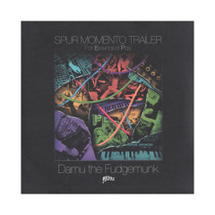 "<!--2013090326-->Damu The Fudgemunk - 'Spur Momento Trailer EP' [(Cyan & Black + Yellow & Black) Vinyl [2x10""]]"