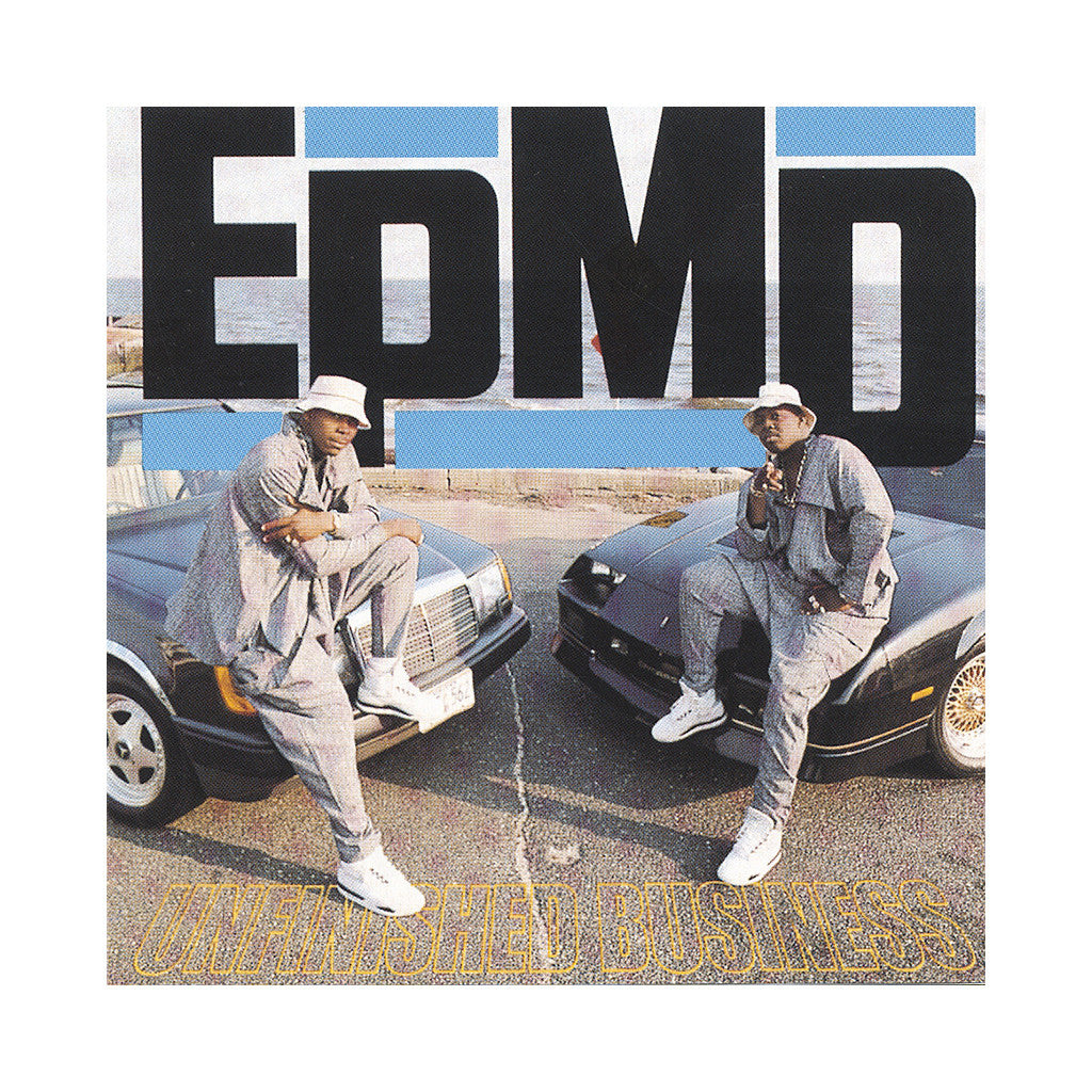 EPMD - 'Unfinished Business' [(Black) Vinyl LP]