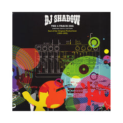 DJ Shadow - 'The 4-Track Era: Best Of The Original Productions (1990-1992)' [(Black) Vinyl LP]