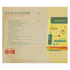 <!--020120828044865-->DJ Shadow - 'Total Breakdown: Hidden Transmissions From The MPC Era, 1992-1996' [CD]