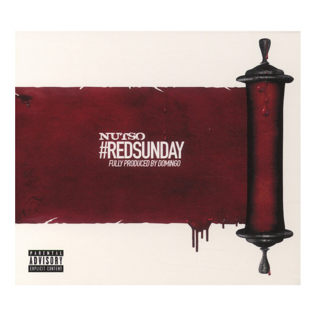 Nutso - '#RedSunday' [CD]