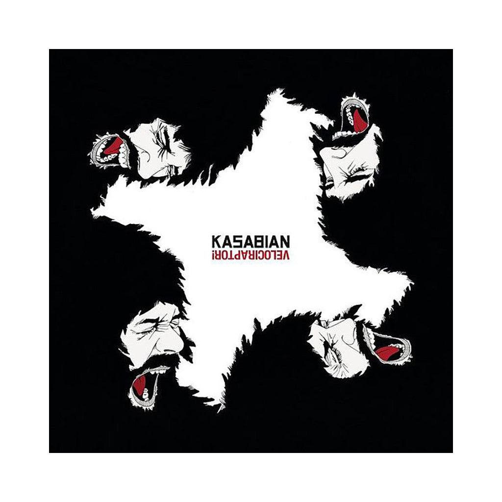 Kasabian - 'Velociraptor!' [CD]