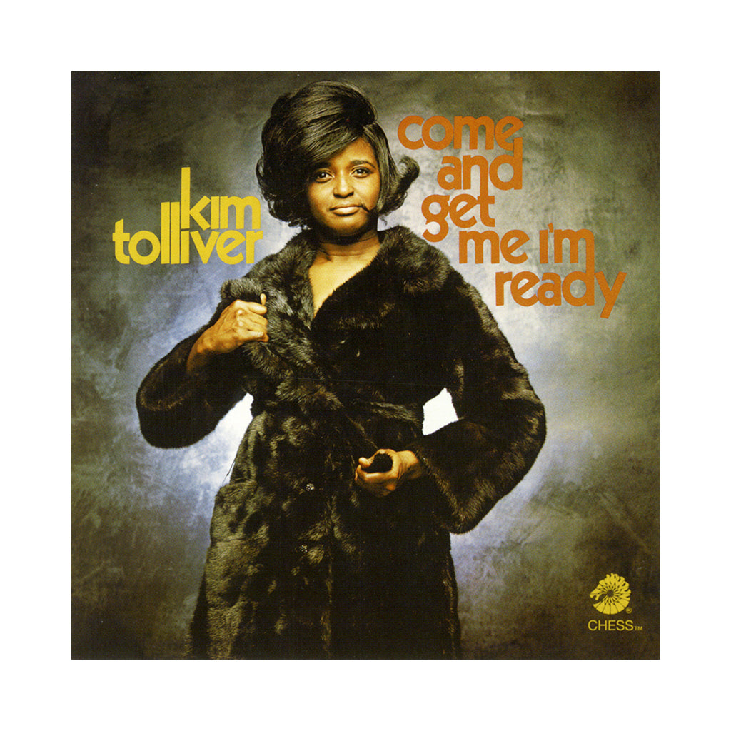 Kim Tolliver - 'Come And Get Me I'm Ready' [CD]