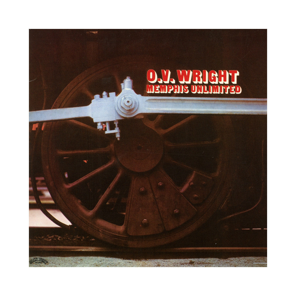 O.V. Wright - 'Memphis Unlimited' [CD]