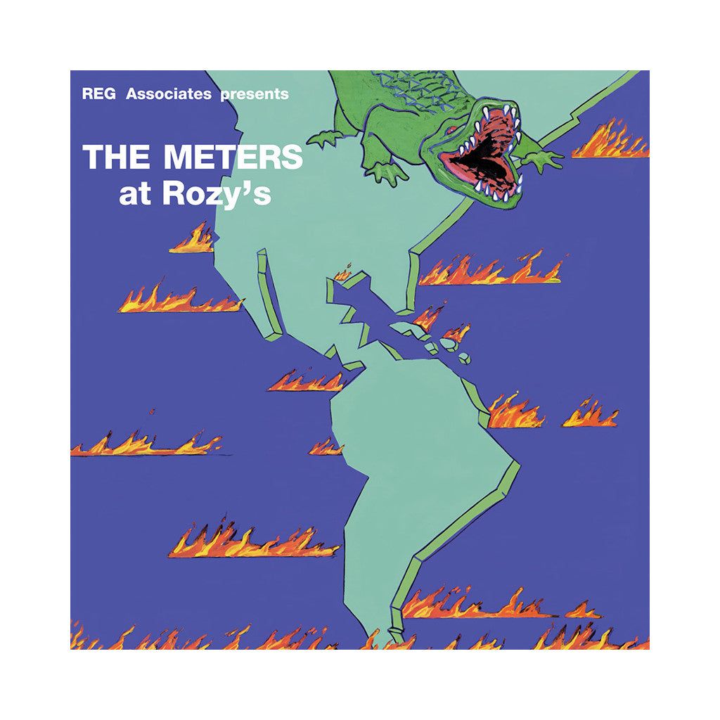The Meters - 'Live At Rozy's' [CD]