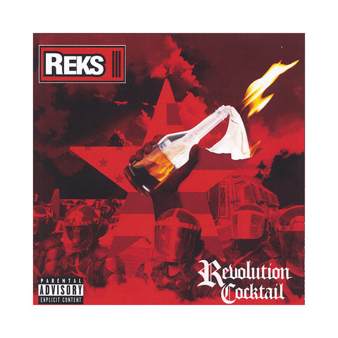 "[""Reks - 'Revolution Cocktail' [CD]""]"