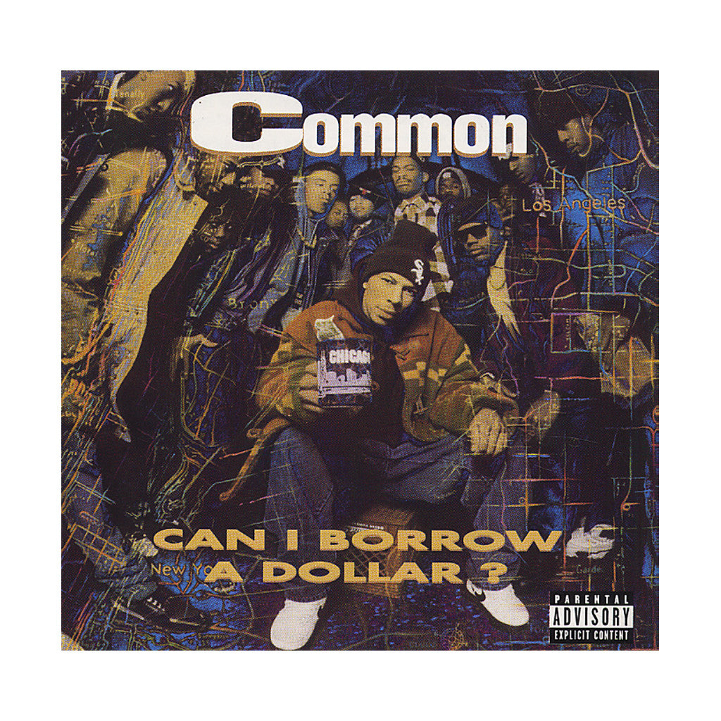 <!--119921006012438-->Common Sense - 'Can I Borrow A Dollar?' [CD]