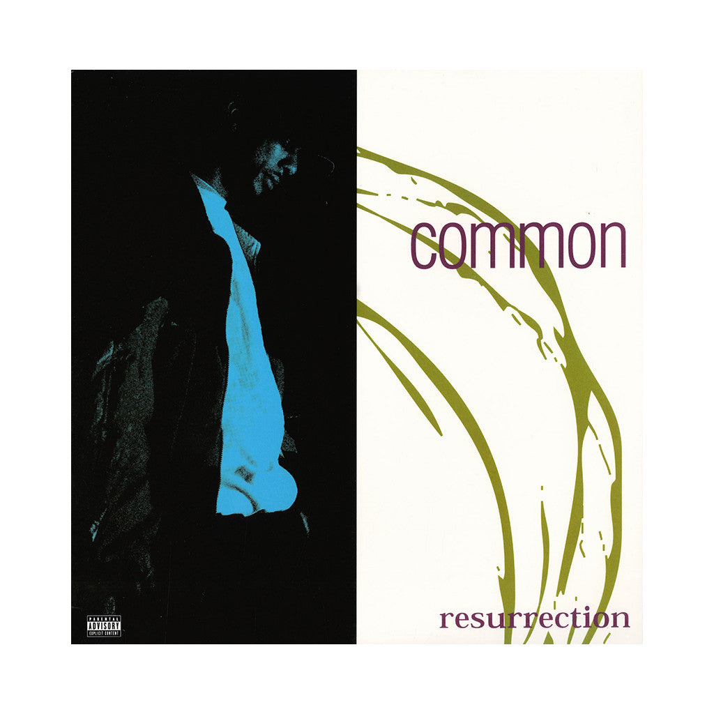 <!--1994100437-->Common - 'Resurrection' [CD]