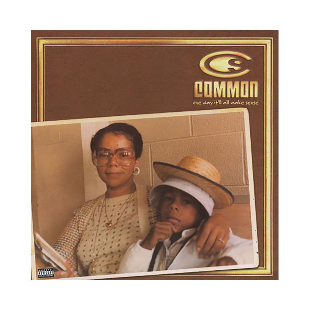 <!--019970930012443-->Common - 'One Day It'll All Make Sense' [(Black) Vinyl [2LP]]