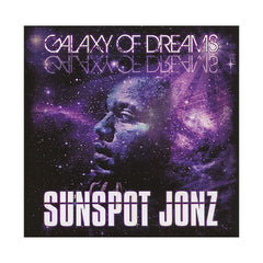 <!--020110607032175-->Sunspot Jonz - 'Galaxy Of Dreams Vol. 1 - G.O.D.' [CD]