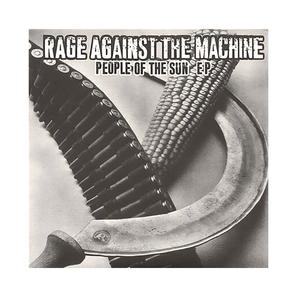 "Rage Against The Machine - 'People Of The Sun EP' [(Black) Vinyl [10""]]"