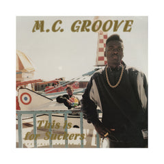 <!--019900101069006-->M.C. Groove - 'This Is For Suckers' [(Black) Vinyl EP]