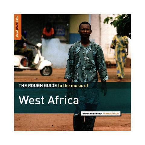 "[""Various Artists - 'The Rough Guide To The Music Of West Africa' [(Black) Vinyl LP]""]"