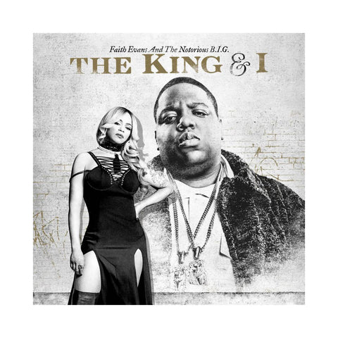 "[""Faith Evans & The Notorious B.I.G. - 'The King & I' [(Black) Vinyl [2LP]]""]"